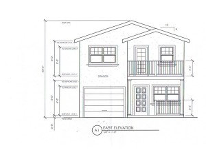 duplex elevation