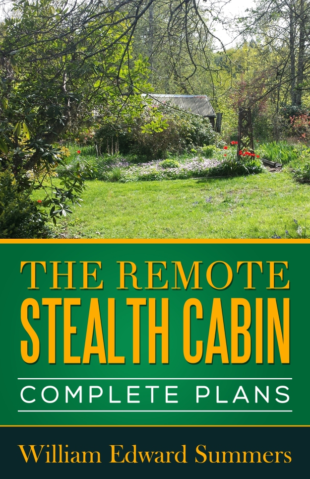 The Remote Stealth cabin Ebook Cover