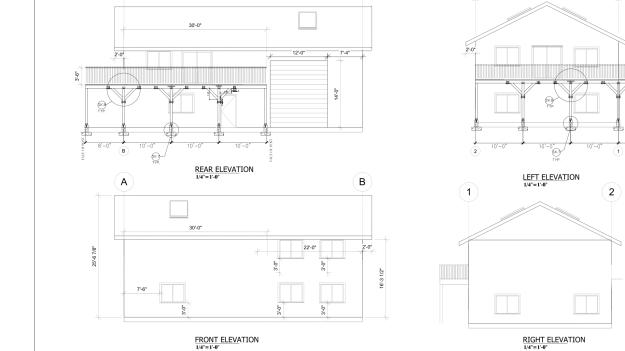 Dream Shop with Side Door