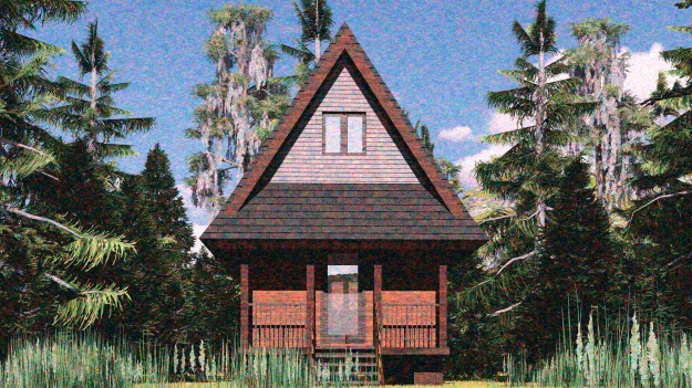 The Remote Stealth Cabin
