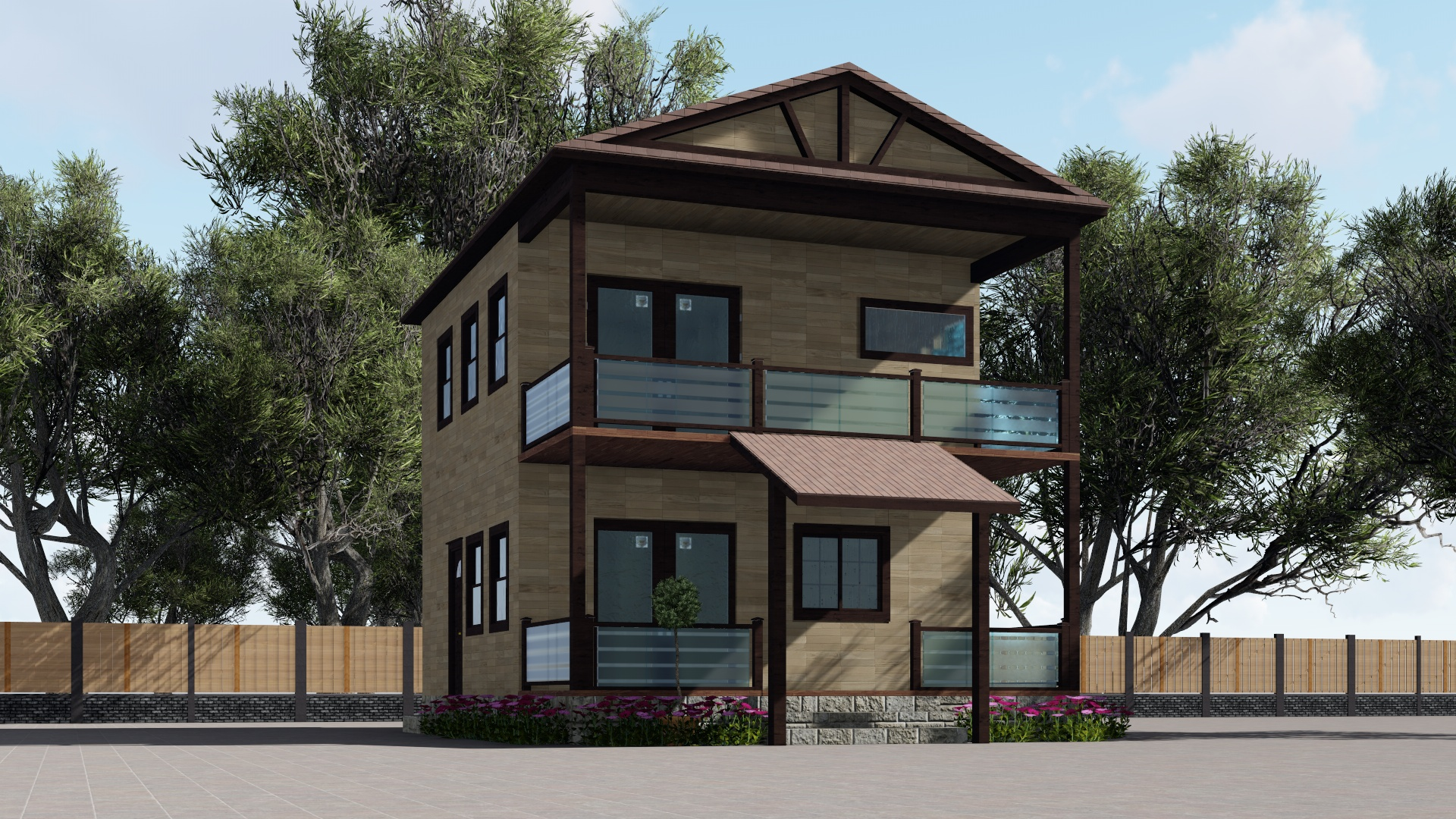 20 20 cabin easybuildingplans for 20 by 20 house plan