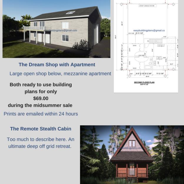 easybuildingplans | Ready to use building plans